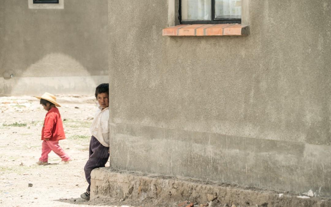 Y después se van a otras ciudades como Uyuni a vendérselos a los turistas.