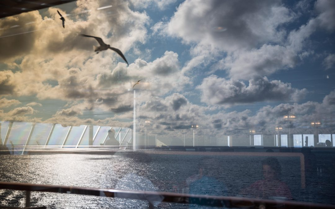 Floating cities with fewer environmental regulations than a warship