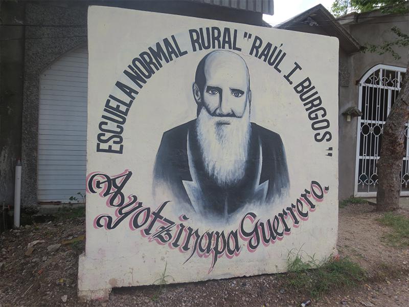 Historia de la Escuela Normal Rural de Ayotzinapa la Escuela Normal Rural de