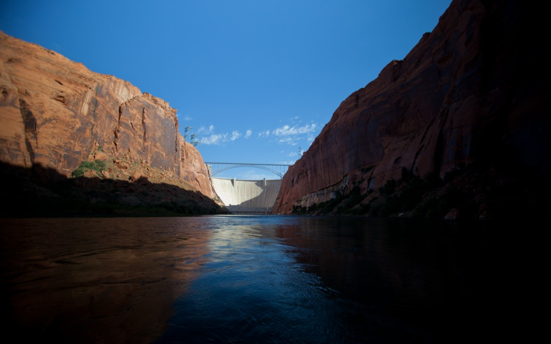 Glen Canyon Dam created a new Colorado River.