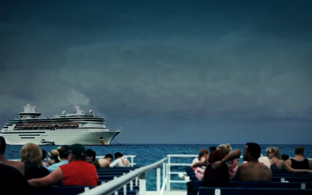 Cruceros: Vacaciones en aguas de nadie
