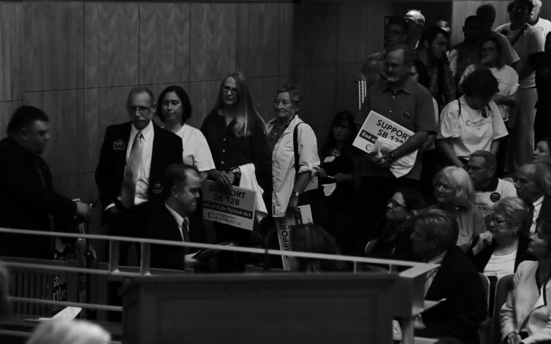 California: Legalizando la muerte