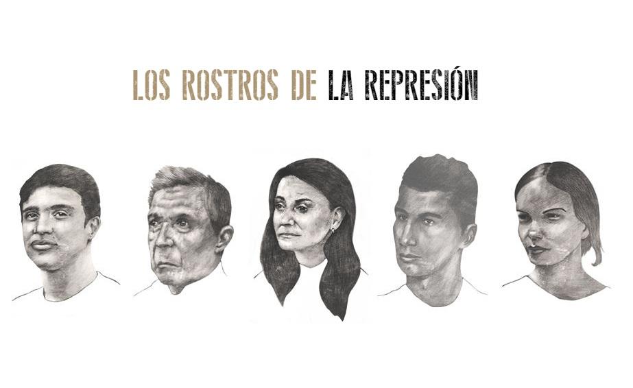 Venezuela: los rostros de la represión